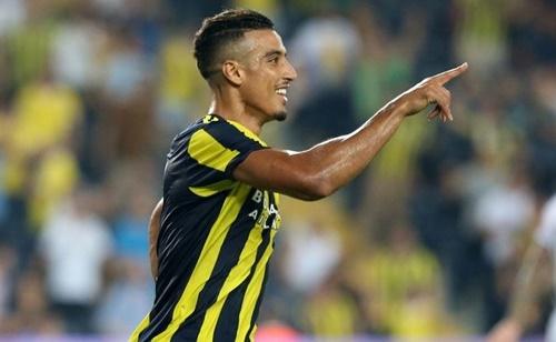 درار يسجل هدفه الثاني بالدوري التركي الممتاز