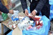 ضبط سجائر ومعسل وأقراص فياغرا مهربة على متن حافلة لنقل المسافرين