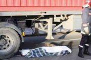 ابن احمد.. مصرع سيدة في حادثة سير فصلت رأسها عن الجسد