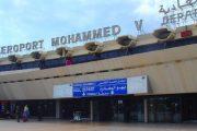 مطار محمد الخامس يستحوذ على 44 في المائة من حركة النقل الجوي