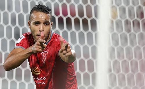 العربي يعزز صدارته في قائمة هدافي دوري قطر
