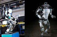 بالفيديو.. روبوت يقوم بحركات رياضية وبهلوانية صعبة على البشر