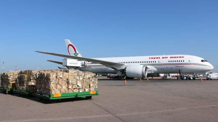 ''لارام'' تطلق خطا جويا يسهل نقل البضائع بين القارات