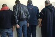 اعتقال عصابة إجرامية تنشط في السرقة بآسفي والدار البيضاء