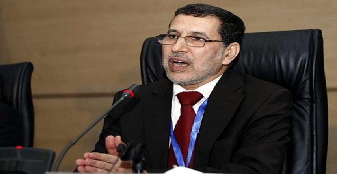 العثماني يجتمع غدا برؤساء مجالس الجهات الإثنى عشر