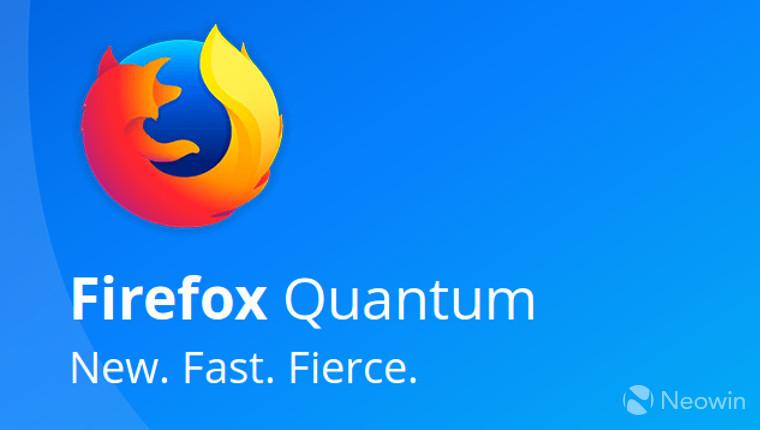 بالفيديو.. موزيلا تكشف رسميا عن متصفحها الجديد Firefox Quantum