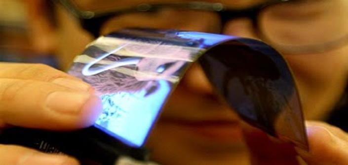 سامسونج تعلن رسميا عن طرح أول هاتف بشاشة قابلة للطي !!