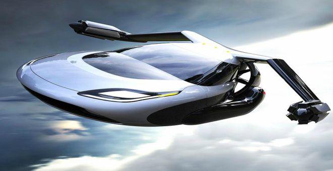 بالصور.. أول سيارة طائرة بالعالم في الأسواق 2019