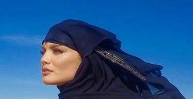 بطلة كليب ''ديسباسيتو'' ترتدي النقاب بعد زيارتها لهذا البلد !!