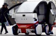 طرح أول سيارة دون سائق في العالم سنة 2021