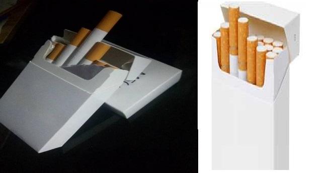 توزيع سجائر دون علامة تجارية بالمجان يثير استغراب الفايسبوكيين