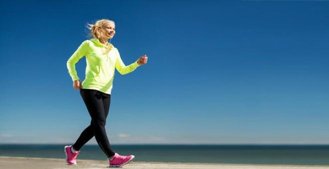 المشي السريع يقلل بما يفوق 70% من مخاطر الوفاة بين النساء