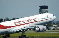 اعتقال طاقم طائرة جزائرية بلندن لسبب مقرف