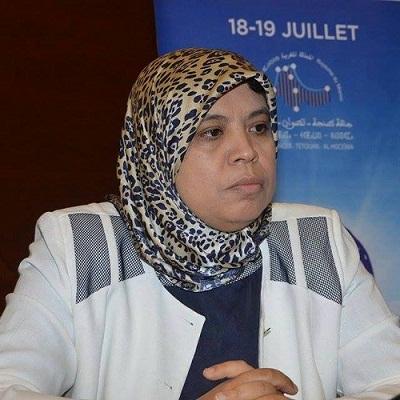 البرلمانية بوجمعة توضح واقعة احتجازها بمطار في ألمانيا