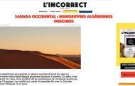 مجلة فرنسية: مشروعية سيادة المغرب على صحرائه