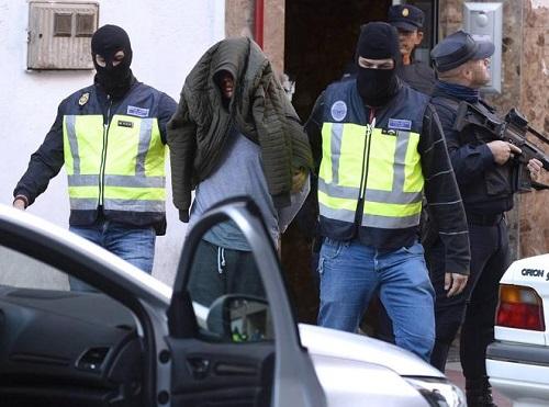 اعتقال مغربي في إسبانيا كان يستقطب مقاتلين لصالح