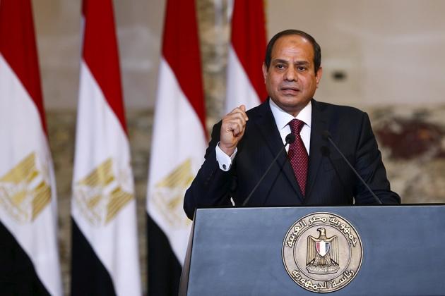 رسميا.. السيسي رئيسا لمصر لفترة ثانية