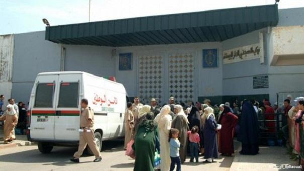 """إدارة سجن عكاشة تنفي زيارة """"الشناقة"""" و""""العشيقات"""" للمعتقلين"""