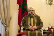 الملك يعزي في وفاة عبد الله شقرون