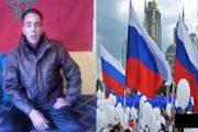 مغربي يستعد للسفر إلى روسيا مشيا على الأقدام