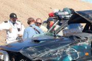 فكيك. السلطات تتدخل لتمكين سيارة إسعاف من نقل طفل مصاب في حادثة سير