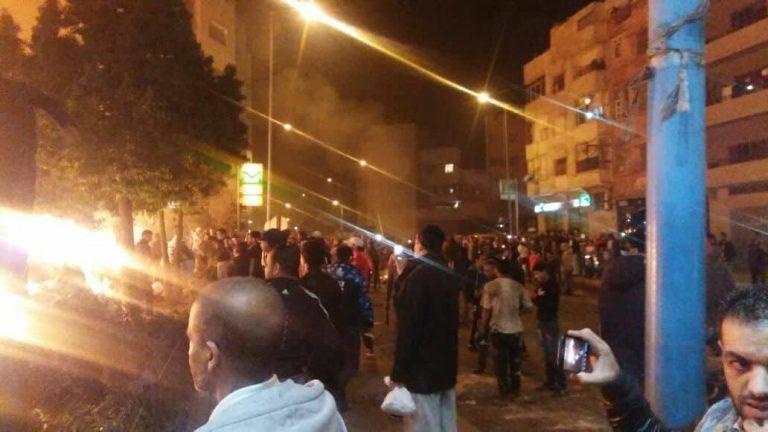 بالفيديو.. مواجهات دامية بين مغاربة ومهاجرين أفارقة بالبيضاء!