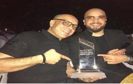 الدوزي يوجه رسالة من ألمانيا بعد نيله لقب أفضل فنان مغربي