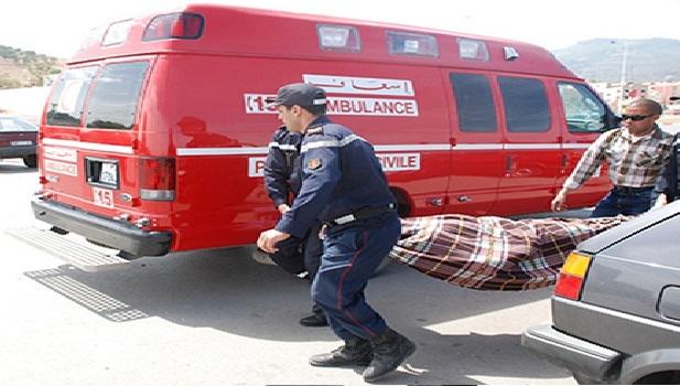 الفقيه بن صالح.. اصطدام سيارة بقناة مائية توقع ثلاث ضحايا