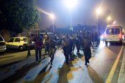 محاولة اقتحام باب سبتة تخلف 18 جريحا بينهم عناصر أمن مغاربة