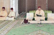 الملك محمد السادس يترأس حفلا دينيا بمناسبة الذكرى الـ19 لوفاة والده
