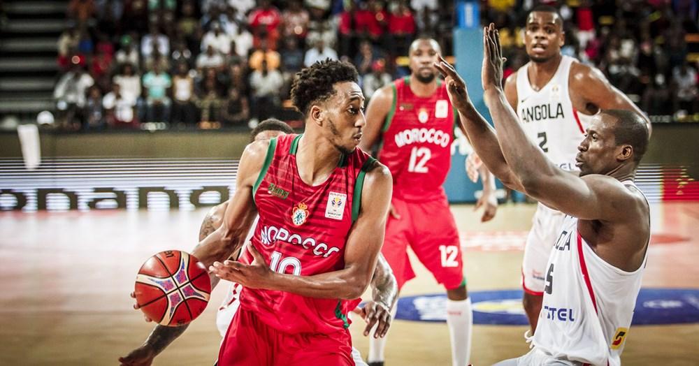 منتخب كرة السلة ينهزم في التصفيات المؤهلة لمونديال 2019