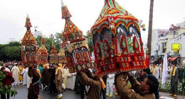 المغاربة يحتفلون بذكرى المولد النبوي يوم الجمعة فاتح دجنبر