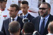 ماكرون يشيد بالملك محمد السادس لدوره البارز في مكافحة الإرهاب الديني