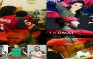 بالصور.. فرحة التأهل إلى المونديال توحد نجوم الفن المغربي