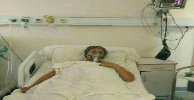 وعكة صحية تدخل سعاد حسن مصحة خاصة بمراكش