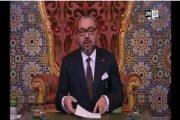 الملك محمد السادس: لا حل لقضية الصحراء خارج سيادة المغرب
