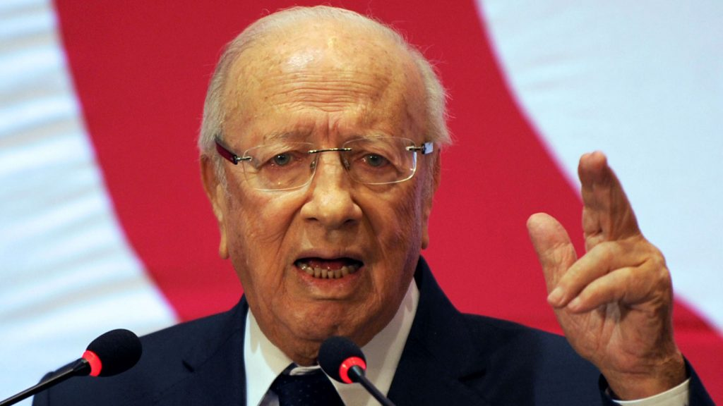 الرئيس التونسي: لا أرغب في الترشح للانتخابات القادمة