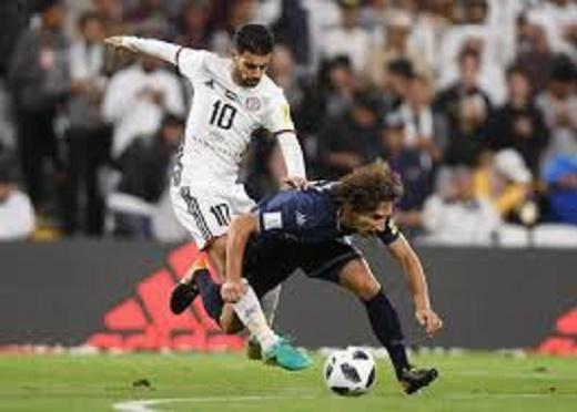 بوصوفة يتأهل رفقة الجزيرة للدور الثاني من مونديال الأندية