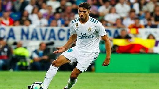 ريال مدريد يحسم في مستقبل أشرف حكيمي