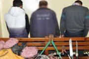 مكناس.. اعتقال أفراد عصابة متخصصة في سرقة الأسلاك النحاسية