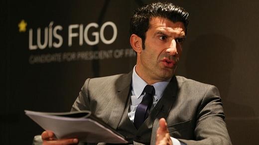 فيغو يرشح البرتغال وإسبانيا للفوز باللقب
