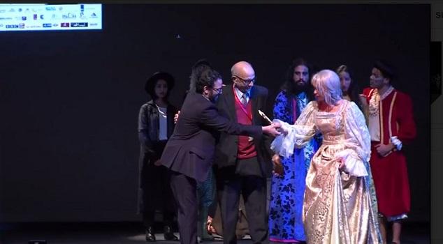 المكسيك تظفر بالجائزة الكبرى للمهرجانالدولي للمعاهد المسرحية