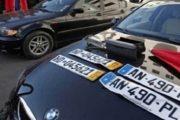 الجمارك الموريتانية تعتقل مهربين للسيارات عبر