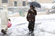 موجة البرد تدفع الحكومة لصرف الأموال لتأمين الاتصال عبر الأقمار