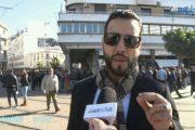 بالفيديو.. مغاربة يستنكرون قرار ترامب بشأن القدس