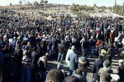 سكان جرادة يطالبون بمعيشة أفضل بعد جنازة ''ضحيتي الفحم''