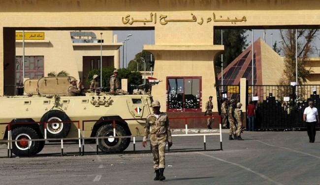 مصر تفتح معبر رفح في وجه الفلسطنيين استثنائيا 4 أيام