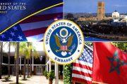 السفارة الأمريكية بالمغرب تدعو مواطنيها إلى توخي الحذر