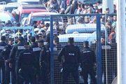 التحقيق حول حادث إطلاق شرطي إسباني النار على مغربي بباب سبتة
