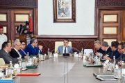 مقترح تعيينات في مناصب عليا على طاولة مجلس الحكومة